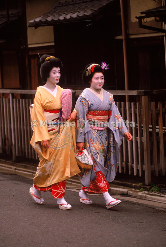 Pontocho and Gion remain perhaps the two most traditional entertainment districts in Japan. Here you can often see geisha or ...