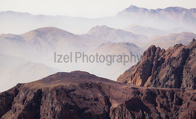 Atlas Mountains - Mountain Photography