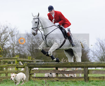 The Cottesmore Hunt at Hill Top Farm 9/12