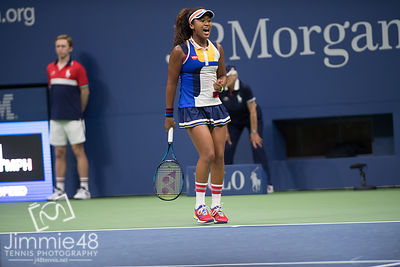 US Open 2017, New York City, United States - 29 Aug 2017