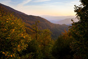 Sunset at Coll de Jou