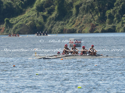 Taken during the NZSSRC - Maadi Cup 2017, Lake Karapiro, Cambridge, New Zealand; ©  Rob Bristow; Frame 2680 - Taken on: Saturday - 01/04/2017-  at 15:30.07