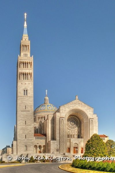 Basilica of the National Shrine of the Immaculate Conception (Washington, DC)