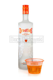 Devotion Vodka with Shot