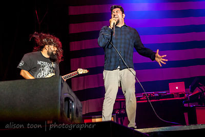 Stephen Carpenter, and Chino Moreno, Deftones