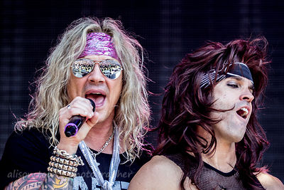 Steel Panther, Aftershock 2013