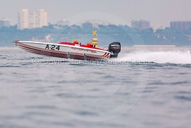 Motorvated, A-24, Fortitudo Poole Bay 100 Offshore Powerboat Race, June 2018, 20180610159