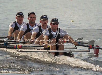 Taken during the World Masters Games - Rowing, Lake Karapiro, Cambridge, New Zealand; Tuesday April 25, 2017:   5694 -- 20170...