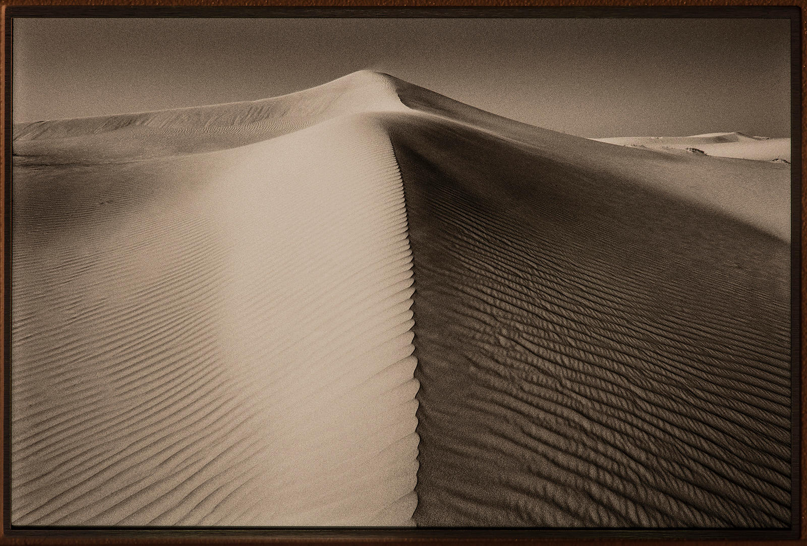 'Empty Quarter'   No.3  Arabian Peninsula 1998 : Photographer: Neil Emmerson: £975 including UK VAT.