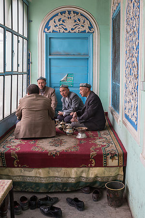 Kashgar Tea House