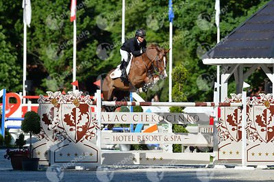 Madden Elizabeth, (USA) and QUISTER
