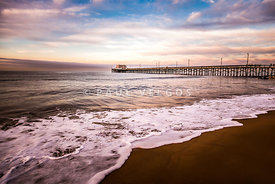 Newport Beach CA Newport Pier Photo