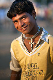 Boy in Pushkar, Rajasthan, India