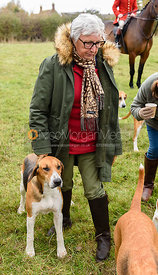 at Belvoir Hunt Opening Meet 2018
