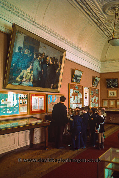 Lenin Museum | Leningrad (St. Petersburg ) | April 1976