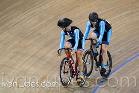 Junior Men Sprint 3-4 Final. Ontario Track Championships, March 3, 2018