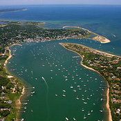Edgartown Harbor, Martha's Vineyard