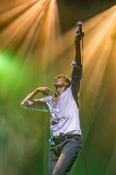 Brett Anderson of Suede @ Ancienne Belgique, 30 September 2018
