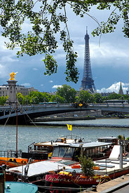La Tour Eiffel Paris 07/12