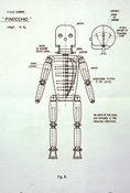 'Pinocchio' Crash test dummy design