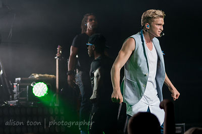 Cody Simpson, Sacramento Community Theater, 2013