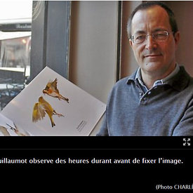 "Article on ""Voltige"" in Midi Libre (January 2014) photos"