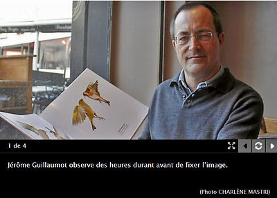 "Interview by Camille-Solveig Fol for Midi libre concerning my photographic workspecially concerning my new ""Voltige"" book (Dy..."