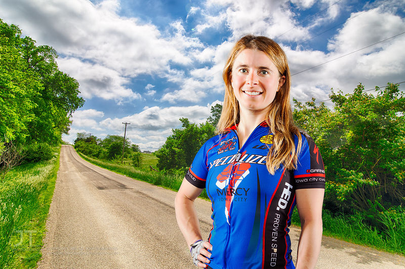 Iowa City Cycling Club Portrait Series