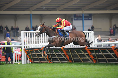 4.20pm 30th Sept 2013 Handicap Hurdle with winner Sporting Boy