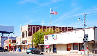 Downtown Putnam, Texas