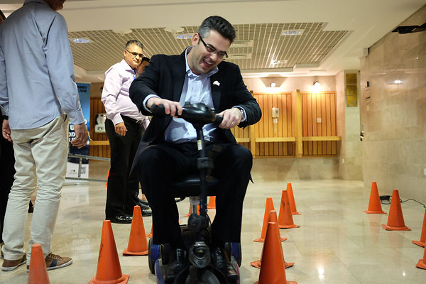 Road Safety Day in the Knesset photos