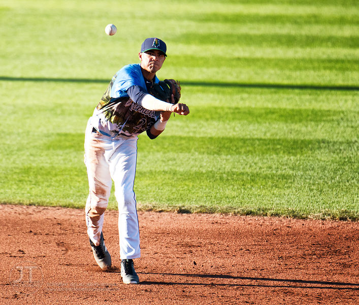 Gazette - CR Kernels vs Peoria Chiefs, August 6, 2016