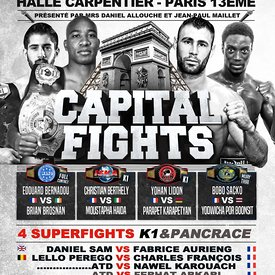 CAPITAL FIGHTS