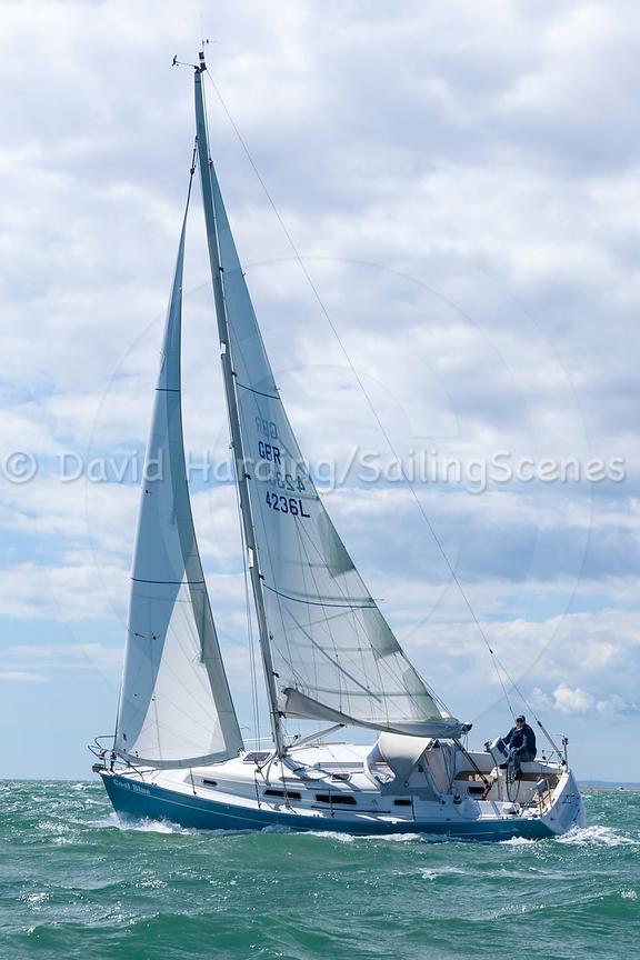 Cool Blue, GBR4236L, Hanse 315, 20160731727