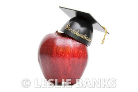Graduation Apple