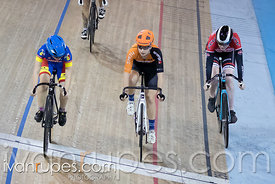 Women Keirin Round !. Track O-Cup #2, Mattamy National Cycling Centre, Milton, On, January 15, 2017