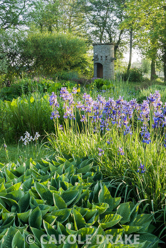 Gardens by season photographs