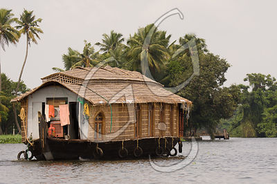 Kerala, Backwaters