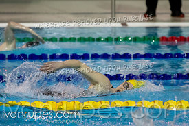 800m Freestyle Women. Ontario Junior International, Day 3, December 16, 2018
