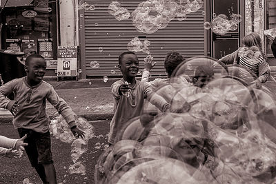 Big Bubbles | Community Party London | 2014