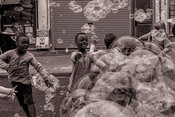 Big Bubbles | Chatsworth Road Community Party Hackney | September 2014
