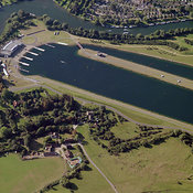 Eton Dorney, London Olympics 2012, Rowing