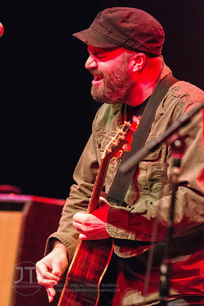 Hoopla - Cornmeal, Englert Theatre, December 19, 2014