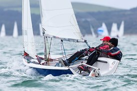 RS200 371, Zhik Poole Week 2015, 20150827083