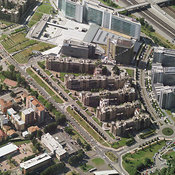 Business district, San Donato Milanese