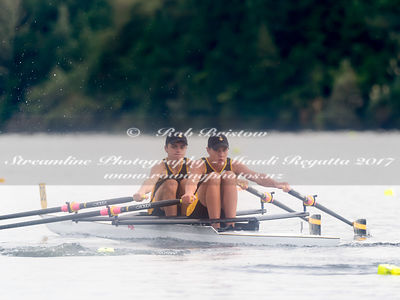 Taken during the NZSSRC - Maadi Cup 2017, Lake Karapiro, Cambridge, New Zealand; ©  Rob Bristow; Frame 2002 - Taken on: Satur...