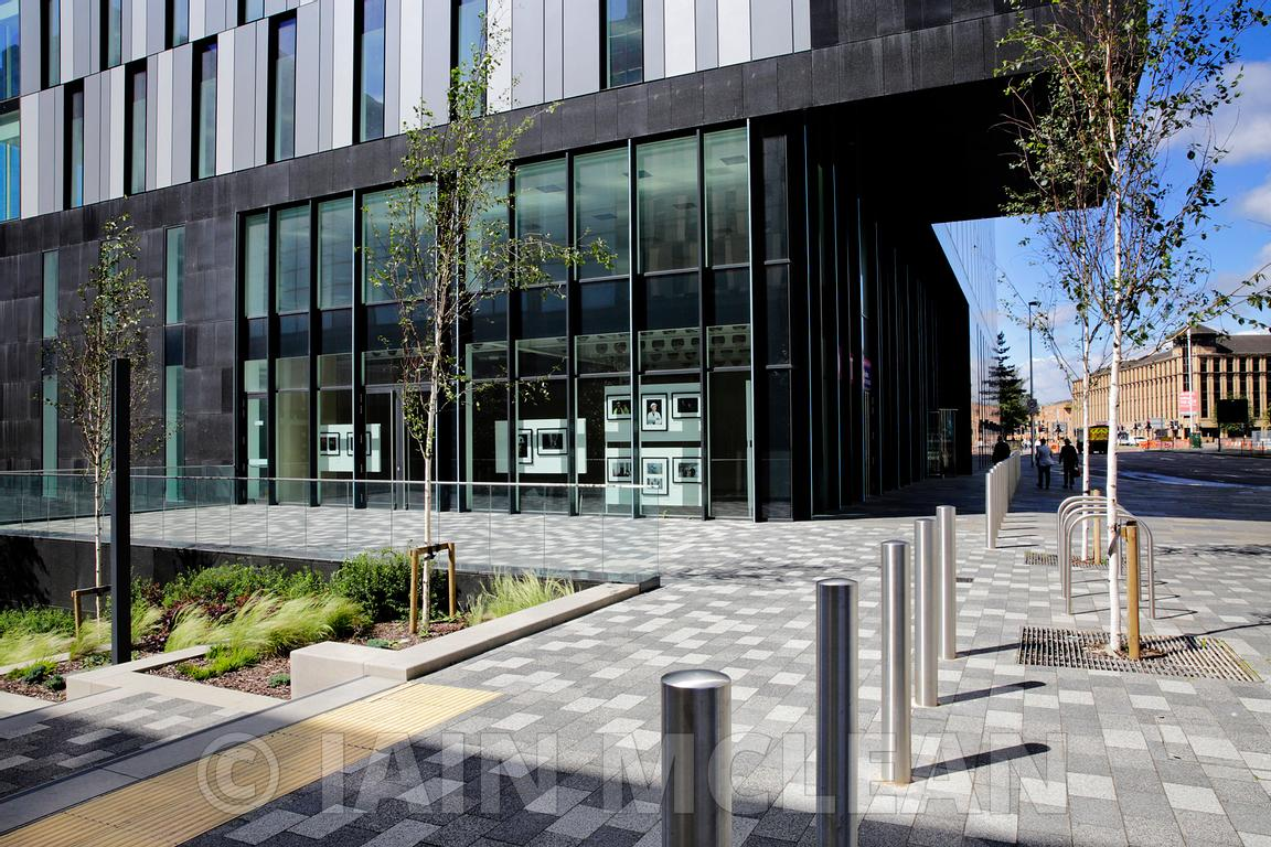 St Vincent Plaza building, 303 St Vincent Street, Glasgow..July 2016..Free PR Use for Skylark PR and Abstract Securities...Pi...
