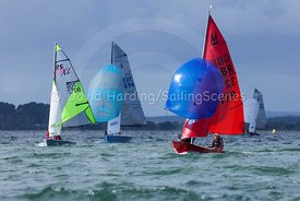 Handicap fleet, Zhik Poole Week 2015, 20150828091