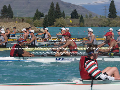 Taken during the Maadi Cup Regatta 2018, Lake Ruataniwha, Twizel, New Zealand; ©  Rob Bristow; Frame 0044 - Taken on: Tuesday...
