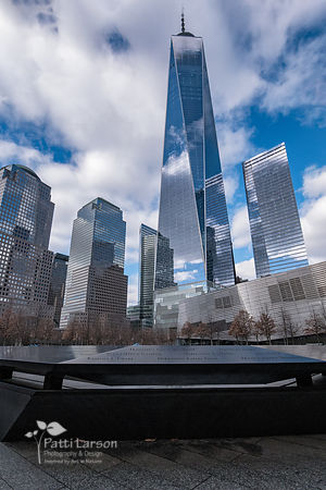 9/11 Memorial and World Trade Center